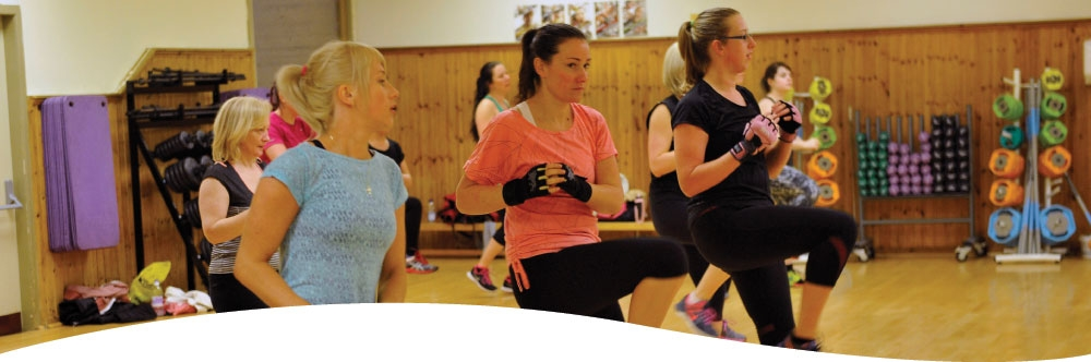 Galleon centre gym